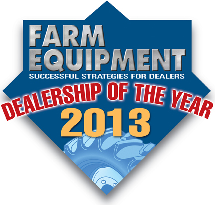 dealership of the year 2013
